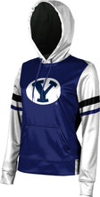 Load image into Gallery viewer, Brigham Young: Girls' Pullover Hoodie - Old School