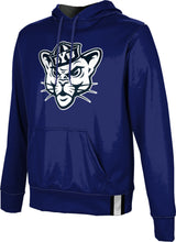 Load image into Gallery viewer, Brigham Young University: Men's Pullover Hoodie - Solid