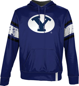 Brigham Young University: Men's Pullover Hoodie - Endzone