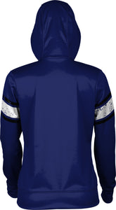 Brigham Young University: Women's Full Zip Hoodie - End Zone