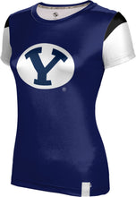 Load image into Gallery viewer, Brigham Young University: Girls T-shirt - Tailgate