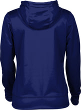 Load image into Gallery viewer, Brigham Young University: Women's Pullover Hoodie - Solid