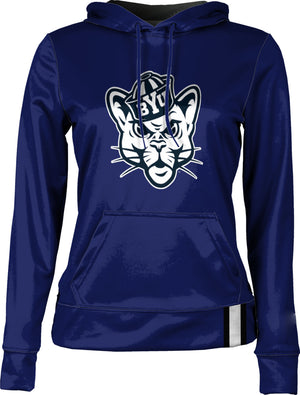 Brigham Young University: Women's Pullover Hoodie - Solid
