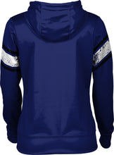 Load image into Gallery viewer, Brigham Young University: Women's Pullover Hoodie -End Zone