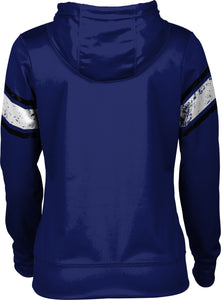 Brigham Young: Girls' Pullover Hoodie - Endzone