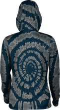 Load image into Gallery viewer, Utah State University: Girls' Pullover Hoodie - Tie Dye