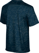Load image into Gallery viewer, Utah State University: Boys' T-shirt - Topography