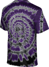 Load image into Gallery viewer, Weber State University: Men's T-shirt - Tie Dye