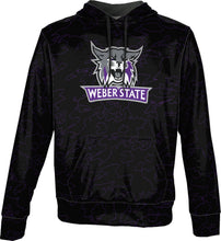 Load image into Gallery viewer, Weber State University: Boys' Pullover Hoodie - Topography