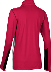 University of Utah Women's Quarter Zip Long Sleeve - Counter