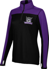 Load image into Gallery viewer, Weber State University: Women's Quarter Zip Long Sleeve - Sharp