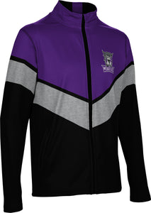 Weber State University: Men's Full Zip Jacket - Elite