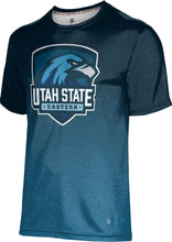 Load image into Gallery viewer, Utah State University Eastern: Men's T-shirt - Ombre