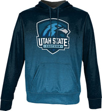 Load image into Gallery viewer, Utah State University Eastern: Men's Pullover Hoodie - Ombre