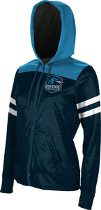Utah State University Eastern: Women's Full Zip Hoodie - Game Day