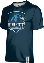 Load image into Gallery viewer, Utah State University Eastern: Men's T-shirt - Solid