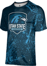 Load image into Gallery viewer, Utah State University Eastern: Men's T-shirt - Topography