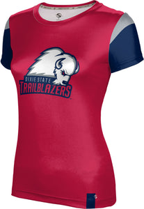 Dixie State University: Women's T-shirt - Tailgate