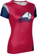 Load image into Gallery viewer, Dixie State University: Women's T-shirt - Tailgate
