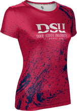 Load image into Gallery viewer, Dixie State University: Women's T-shirt - Splatter