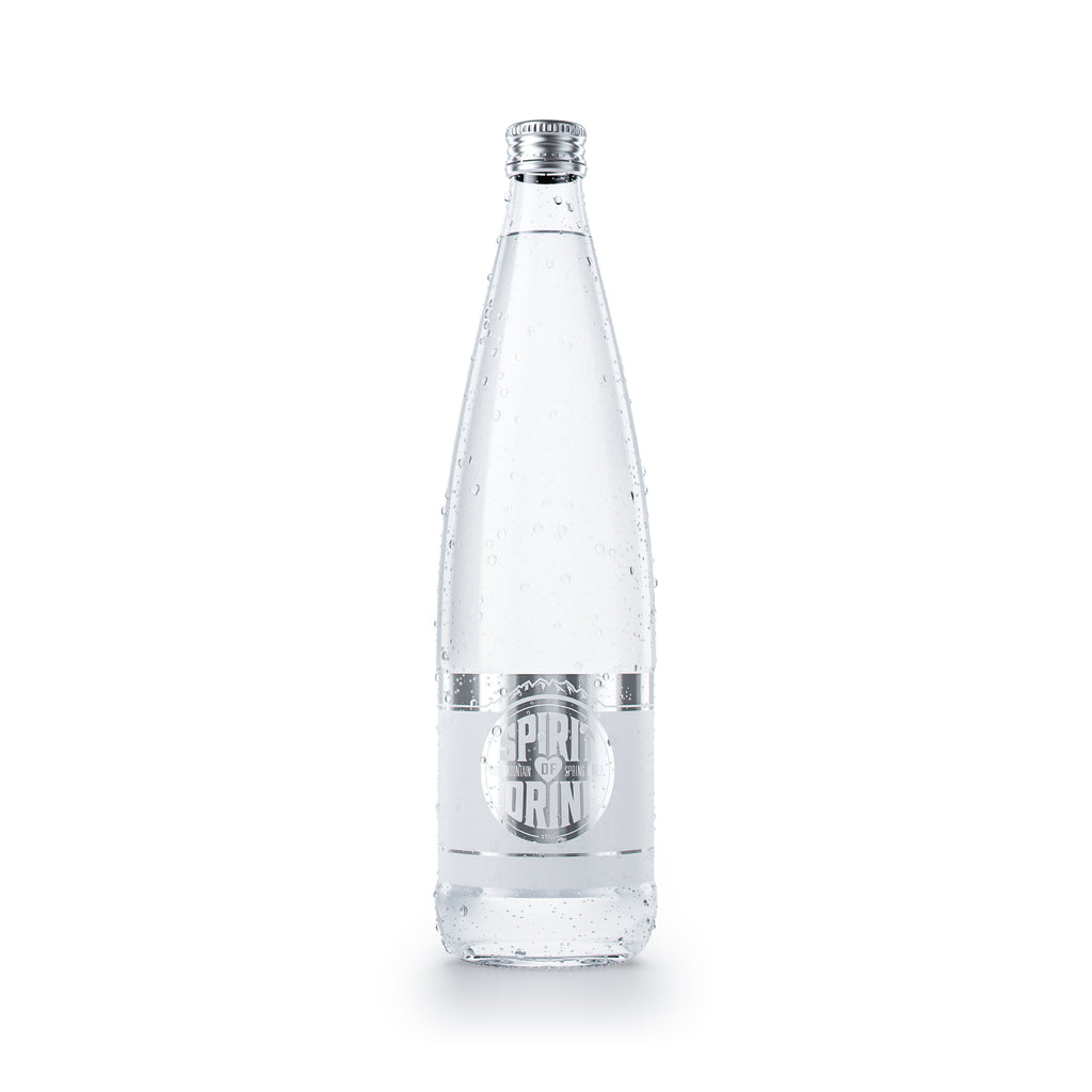 Spirit of Drini Still | Glas WaterBox | 24 x 0.75L | Glasflaschen