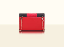 Preorder - Gate of Guardian Clutch (Small) - Red and Black