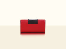 Gate of Guardian Wallet - Red and Black