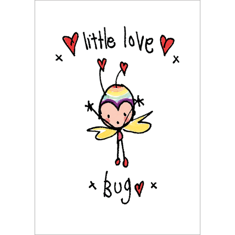 Little love bug!