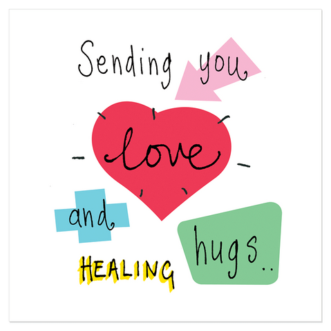 Sending you love and healing hugs!