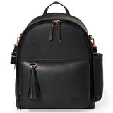 Greenwich Simply Chic Backpack | Black