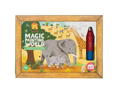 Magic Painting World | Safari Adventures