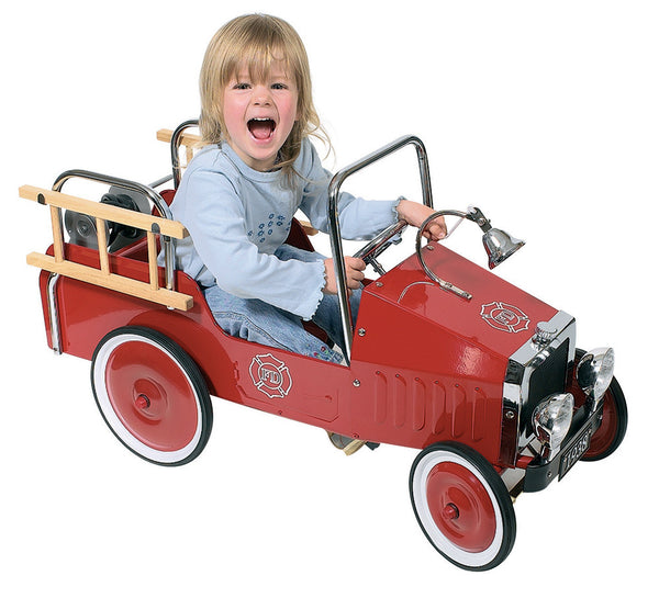 Pedal car Fire Engine*