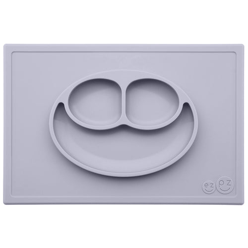 Happy Mat | Pewter