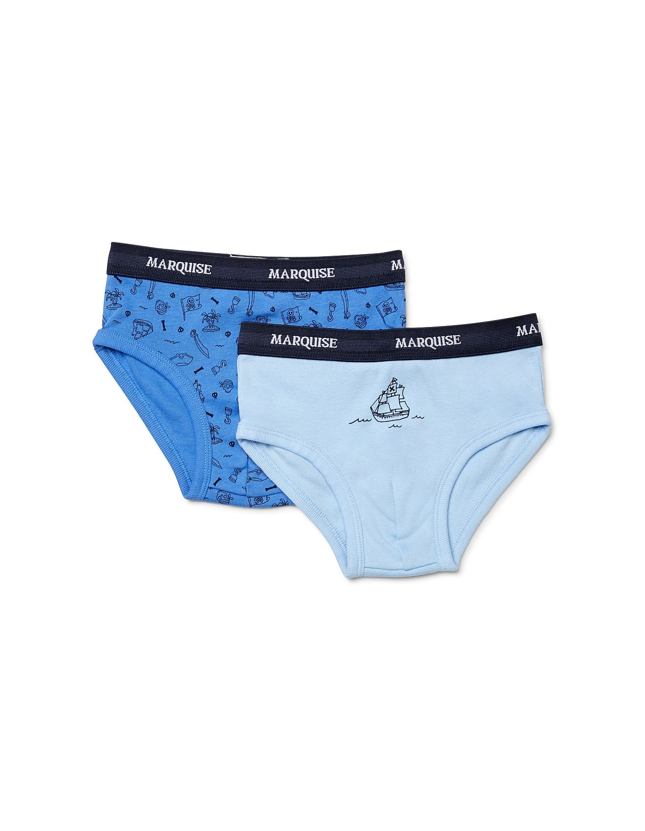 Boys Undies 2Pack | Pirates