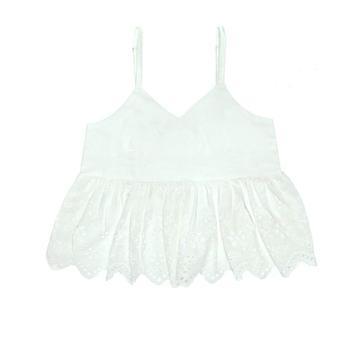 Sunshine Top | Gardenia and Lace