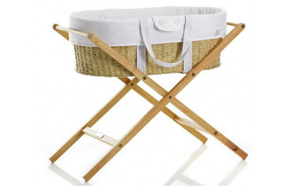 Moses Basket & Stand*