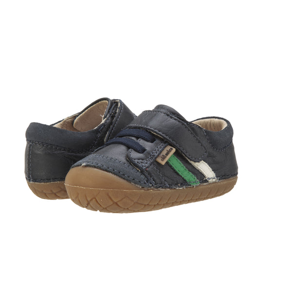 Pave Denzle | Navy/Green/White