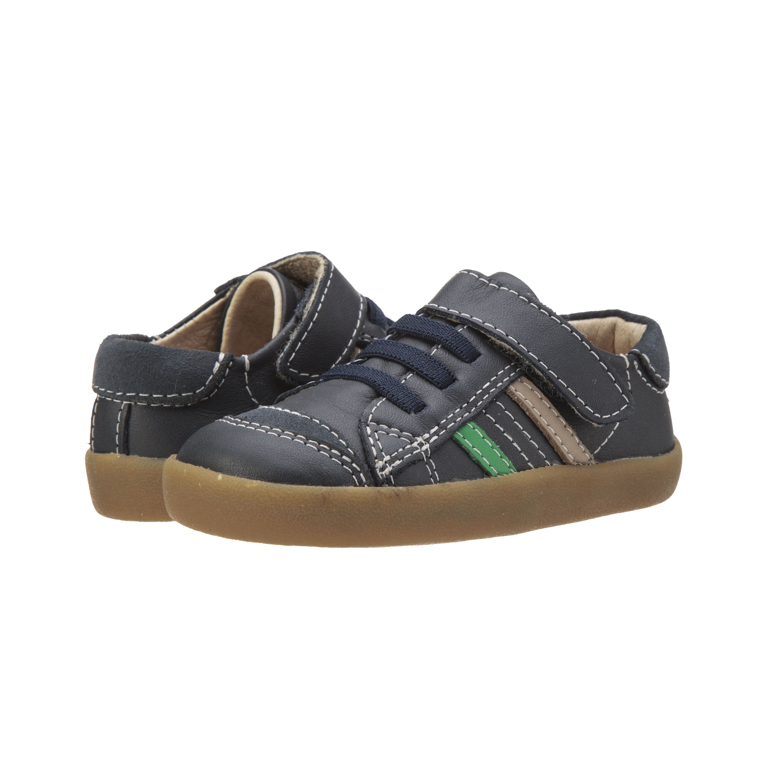 Denzle Up | Navy/Green/Taupe