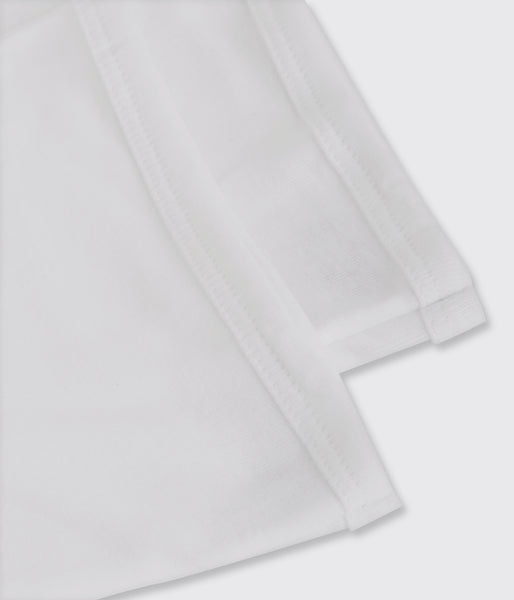 Nappy Covers 2pk | White