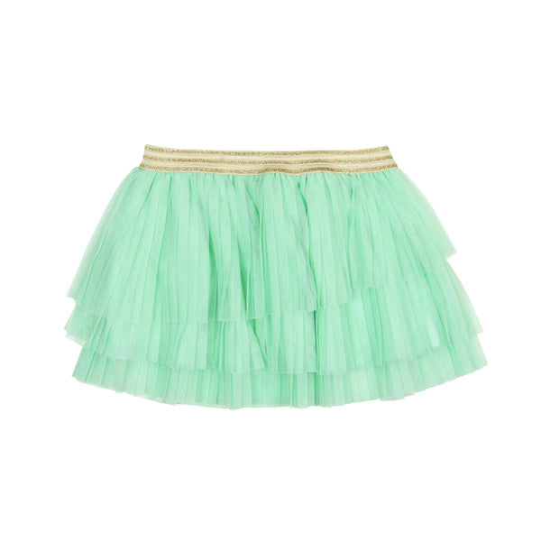 Tulle Skirt | Aquamarine - SALE