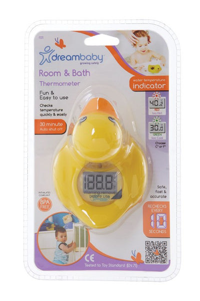 Bath & Room Thermometer | Duck