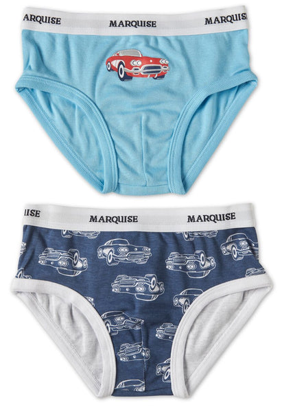 Boys Undies 2Pack | Vintage Cars