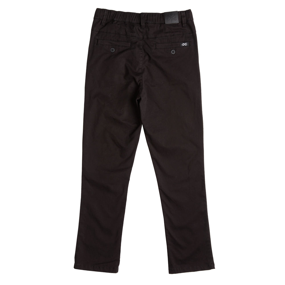Sleak Chino Pants | Black - SALE