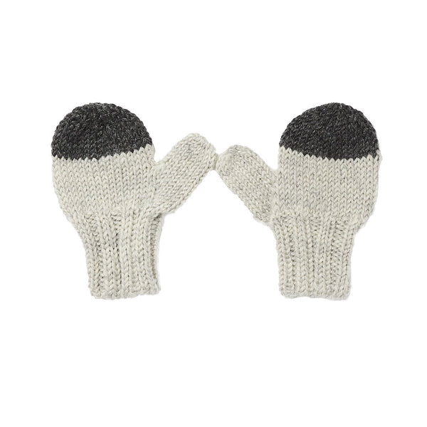Sunrise Mittens | Grey (S-M)