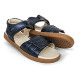 Kid+ Hampton Sandal | Navy Shimmer