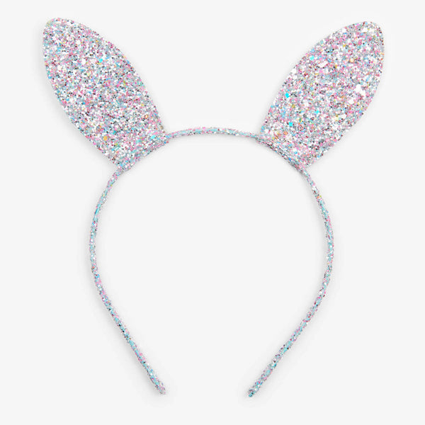 Kaleidoscopic Bunny Ears Headband
