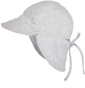Flap Cap Baby | Dove