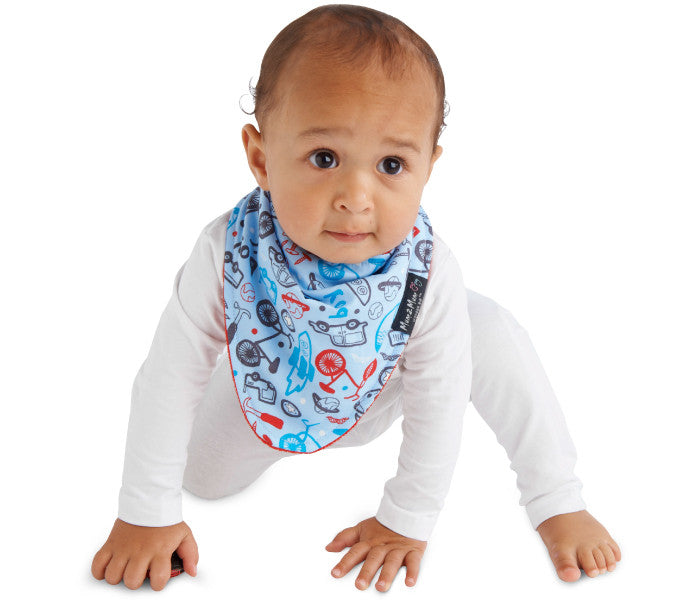 Fashion Bandana Bib