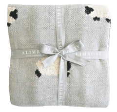 Baa Baa Blanket | Grey