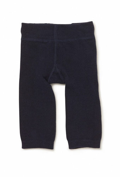 Footless Tights | Navy
